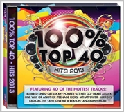 100% Top 40 Hits 2013 - Various (2CD)