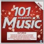 101 Moments in music - Various (5CD)