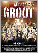 Afrikaans Is Groot 2016 - Various