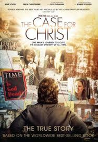 Case for Christ - Mike Vogel