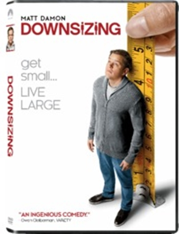 Downsizing - Matt Damon