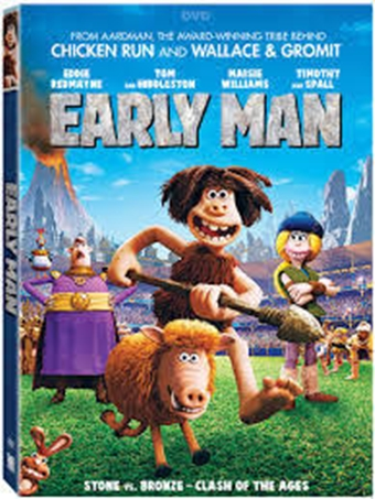 Early Man - Eddie Redmayne