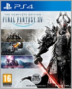 Final Fantasy XIV: Stormblood Complete Edition - PS4