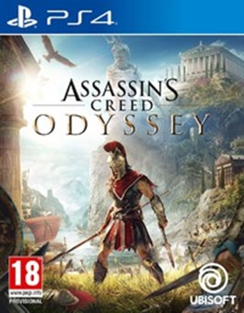 Assassin's Creed - Odyssey - PS4