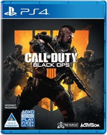 Call of Duty - Black Ops 4 - PS4