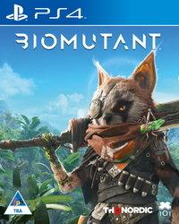 9120080071316 - Biomutant - PS4