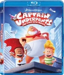 6009707519567 - Captain Underpants - Kevin Hart