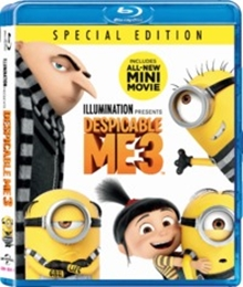 6009707519475 - Despicable Me 3 - Steve Carell
