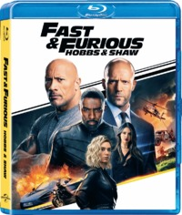 6009710442463 - Fast and Furious Presents: Hobbs and Shaw - Dwayne Johnson