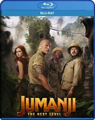 5050629256666 - Jumanji : The Next Level - Dwayne Johnson