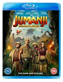 5050629306767 - Jumanji 2 - Welcome To The Jungle - Dwayne Johnson