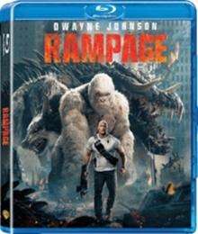 6009709162884 - Rampage - Dwayne Johnson