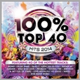 csrcd 383 - 100% Top 40 Hits 2014 - Various (2CD)