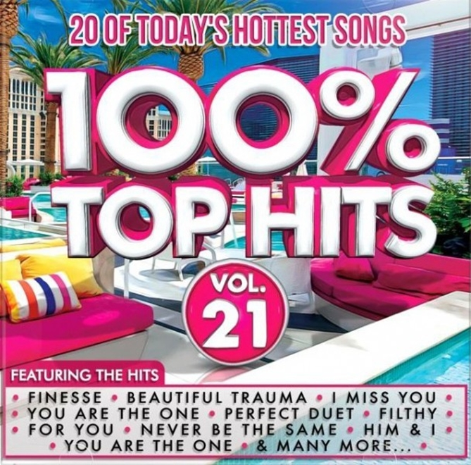 6009707437106 - 100% Top Hits Vol 21 - Various