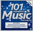 cdemcj 6670 - 101 Moments in music Vol.2 - Various (5CD)
