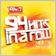 CDJUST 501 - 94 Hits in a row vol.3 - Various (3CD)