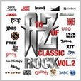 DGR 1869 - A-Z of Classic Rock Vol 2 - Various (2CD)