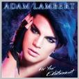 cdrca 7253 - Adam Lambert - For your entertainment