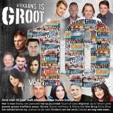 6009707131288 - Afrikaans Is Groot Vol 10 - Various (2CD)