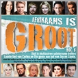CDJUKE 118 - Afrikaans is Groot - Volume 8