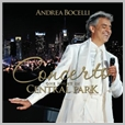 STARCD 7628 - Andrea Bocelli - Concerto: One night in Central Park