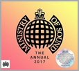 6007124823434 - Ministry of Sound: the Annual 2017 - Various (3CD)