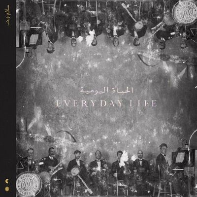 6009705523160 - Coldplay - Everyday Life