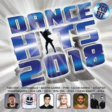 6007124849137 - Dance Hits 2018 - Various (2CD)