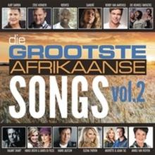 6007124846235 - Grootste Afrikaanse Songs Vol. 2 - Various (2CD)