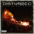 6009705522125 - Disturbed - Live at Red Rocks