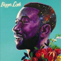6007124863935 - John Legend - Bigger Love