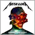 602557213690 - Metallica - Hardwired to Self Destruct (2CD)