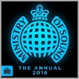 CDJUST 761 - Ministry of Sound - Annual 2016