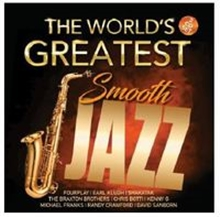 6007124851239 - Worlds Greatets Smooth Jazz - Various (2CD)