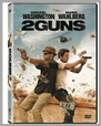 95745 DVDS - 2 Guns - Mark Wahlberg