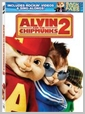 41712 DVDF - Alvin & the Chipmunks 2: Squekwel - Justin Long