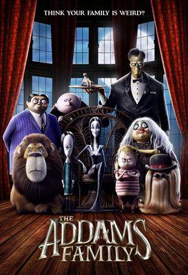 6009710443293 - Addams Family - Chloë Grace Moretz