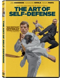 6009710442234 - Art of Self Defense - Jesse Eisenberg