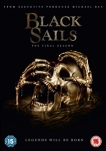 5060192818024 - Black Sails - Season 4