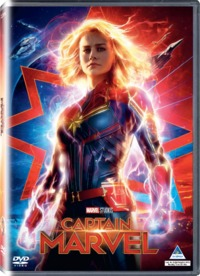 6004416140224 - Captain Marvel - Brie Larson