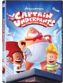 6009707519550 - Captain Underpants - Kevin Hart
