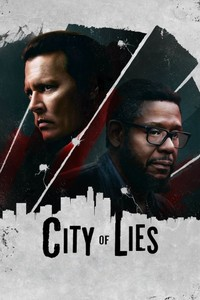 6004416140651 - City of Lies - Johnny Depp