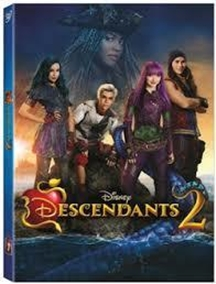 6004416133387 - Descendants 2 - Dove Cameron