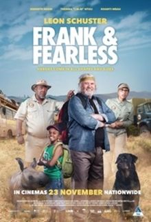6004416138986 - Frank & Fearless - Leon Schuster