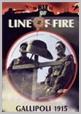 CROMDVD 1013 - Gallipoli 1915 (Dvd) - Line Of Fire