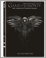 Y33327 DVDW - Game of Thrones - Season 4