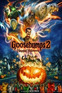6004416138924 - Goosebumps 2: Haunted Halloween - Madison Iseman