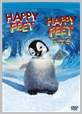 Y31803 DVDW - Happy feet 1 & 2 movie collection