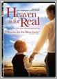 C1659 DVDS - Heaven is for Real - Greg Kinnear