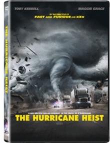 6009709163614 - Hurricane Heist - Maggie Grace